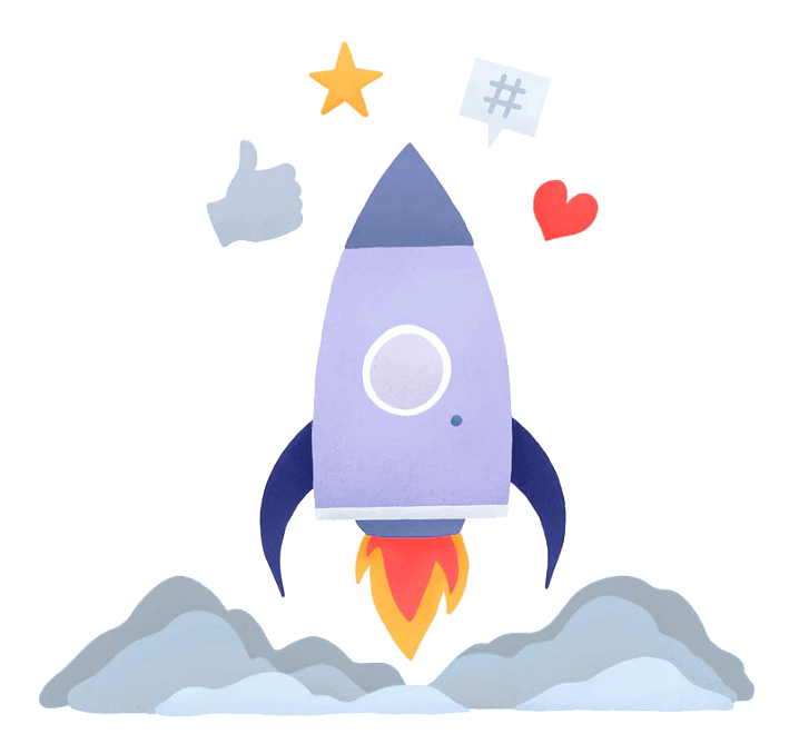 rocket-social-media