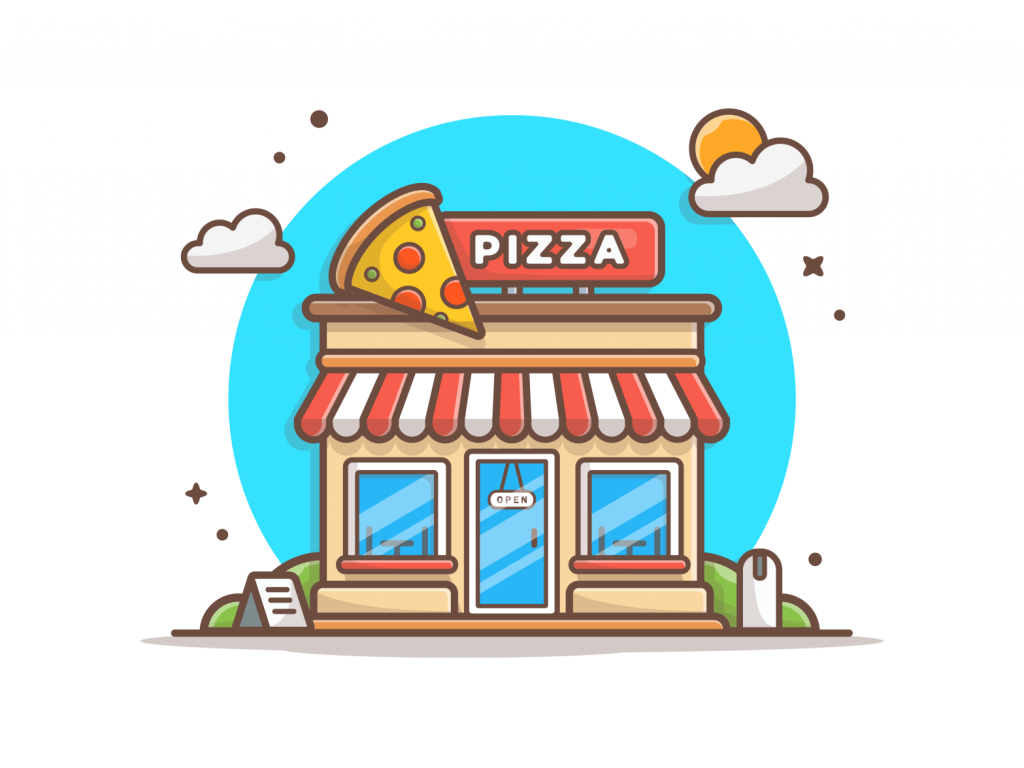 Startup Ideas Pizza Shop